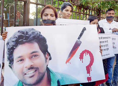 The Death of Rohith Vemula