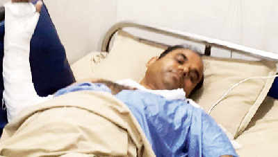Journalist attacked in Navi Mumbai