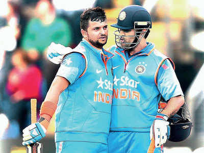 In MS Dhoni and Suresh Raina, India, CSK had the right twols
