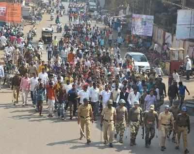 Dalit girl dies after attending 'Sadbhavna' rally in Sangli