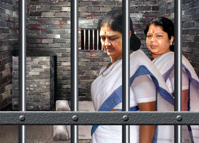 In 10x8 cell with semi-enclosed loo, Sasi will sleep on floor, learn some lessons
