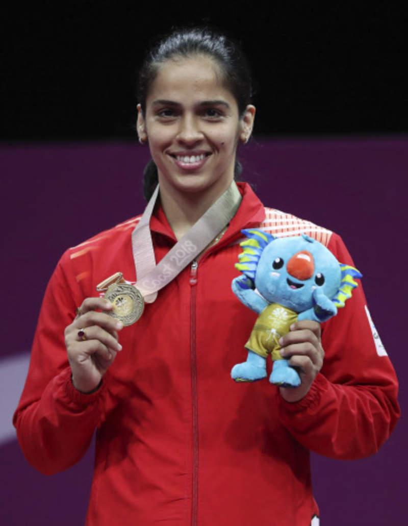 Commonwealth Games 2018: Saina Nehwal beats PV Sindhu to claim badminton gold