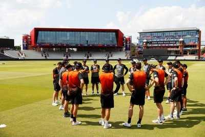 Red-faced Kiwis eat 'humble pie' after semi-final win against India