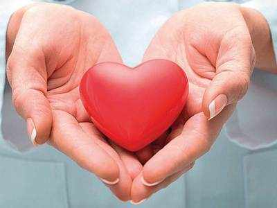 MIRROR LIGHTS: For good health, take care of your heart first