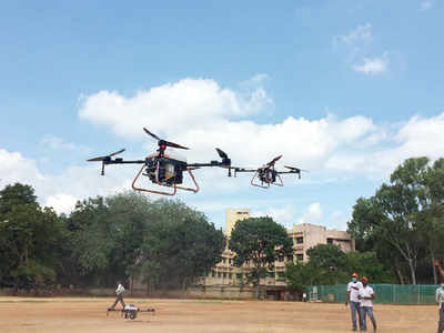 Illegal use of drone to invite fines from Rs 25k-5 lakh