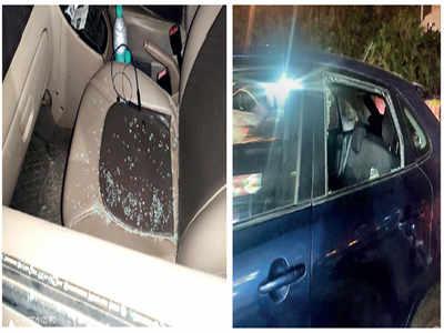 Car burglars on the prowl in HSR Layout