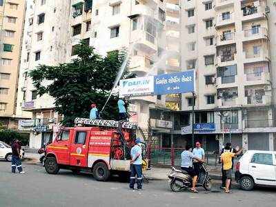 Gujarat now has 74 positive cases; six are back home