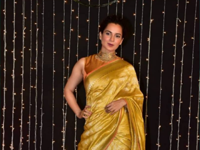 Kangana jets off to the US, here's why!