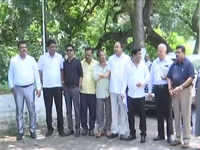Goa: Congress MLAs meet governor, stake claim to form govt in state