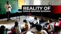 How single teachers run their schools