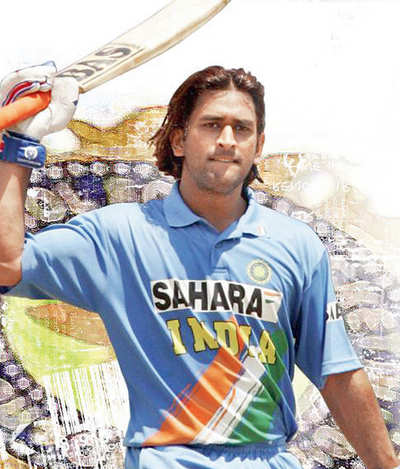 Dhoni's untold love story now on screen