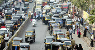 Number of auto-rickshaws in city up by 11%: Survey