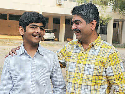 Teen wonder Nirbhay Thacker from Bhuj completes 4-year engineering degree in one year