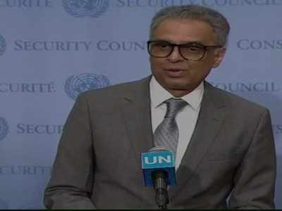 Watch: India's UN Envoy Syed Akbaruddin wins the internet with his response to Pakistani journalists