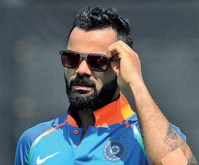 Mybad: Thank you Virat for keeping me patriotic
