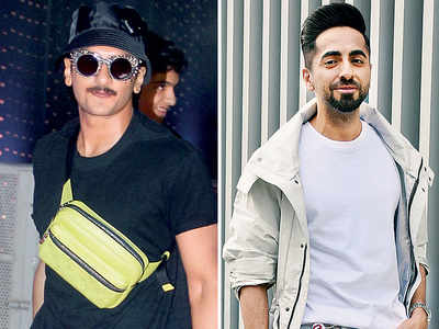 Ranveer Singh and Ayushmaan Khurranna reinvent male lead in Hindi cinema