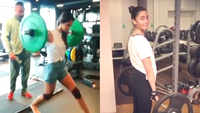 Alia Bhatt vs Disha Patani: Fitness freak divas' intense workout sessions