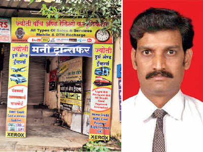Businessman, 44, shot dead, looted of Rs 1.96L outside his Rahatani shop