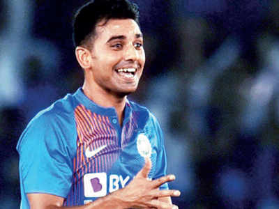 Syed Mushtaq Ali Trophy: Deepak Chahar takes another hat-trick