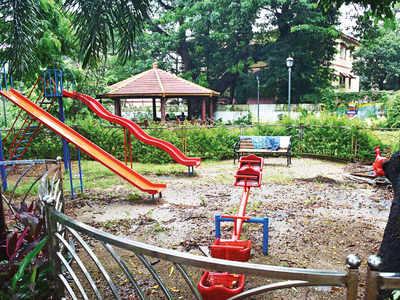 Garden revamp set to go down the sewage drain