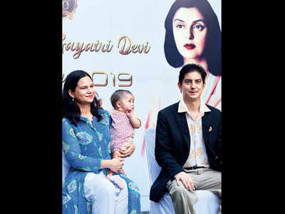Gayatri Devi's grandkids lose long legal battle to inherit her properties