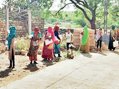 Seven months after Gujarat registers its first case, about 100 villages in Rajkot continue to remain corona-free