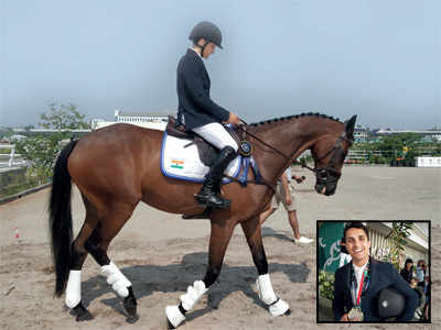 Asian Games 2018: Fouaad Mirza becomes first athlete to win individual silver in equestrian after 36 years