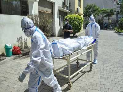 Coronavirus live updates: India reports over 3k Covid deaths for 4th day