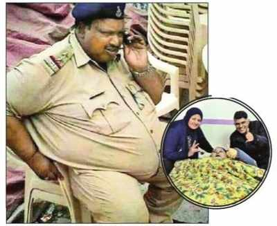Emaan Ahmed's doctor will help 180-kg MP cop lose weight