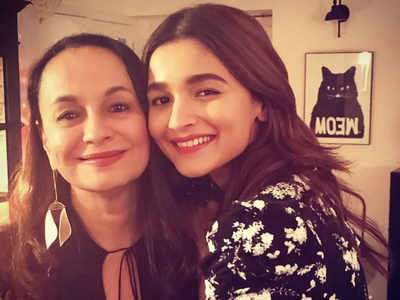 Birthday cakes, a late night party and a trip down memory lane for Alia Bhatt