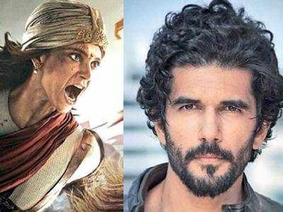 Taher Shabbir to play Sangram Singh in Kangana Ranaut's Manikarnika