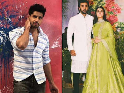 Did Sidharth Malhotra ignore Alia Bhatt and Ranbir Kapoor on their way to meet PM Narendra Modi?