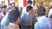 Piyush Goyal reviews ongoing redevelopment work at Tirupati railway station