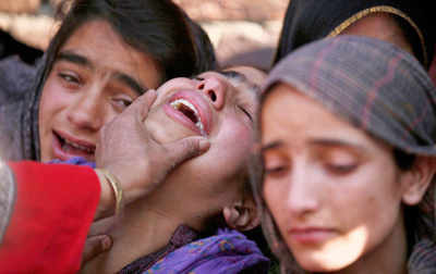 Kashmir Killings: Another youth killed; toll touches 5