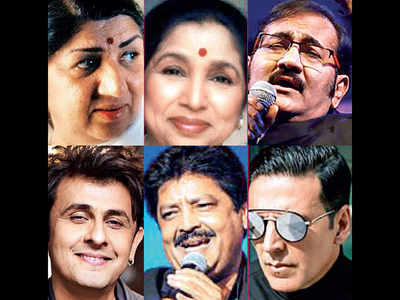 Asha Bhosle, SP Balasubramanian, Udit Narayan, Sonu Nigam and 14 more singers come together to raise funds for relief work with a three-day virtual concert