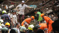 Dongri building collapse: Gut-wrenching visuals appear during rescue operation