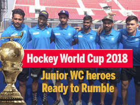 Hockey World Cup: India's junior WC winners seek senior glory