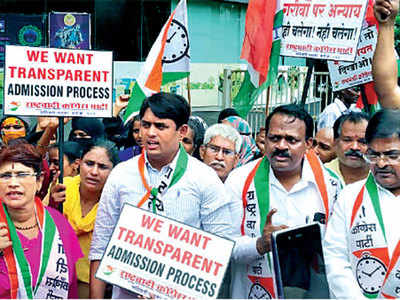 Convent school in Kurla claims NCP threats over student admissions, party deny charges