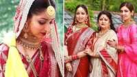 Did you know Yami wore her mom's 33-yr-old sari for wedding