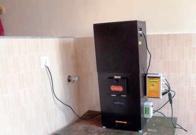 AICTE makes sanitary napkin incinerators must in tech colleges