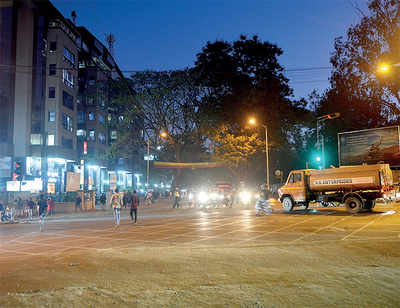 HAL, BBMP ink land deal for signal-free corridor