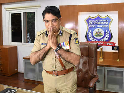Bengaluru Police Commissioner Bhaskar Rao goes under home quarantine