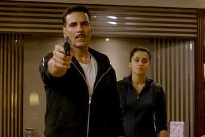 Naam Shabana movie review: Taapsee Pannu's big solo break is a watchable affair