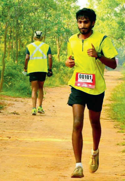 City's ultra marathon man is the only Indian up for the Alpine challenge