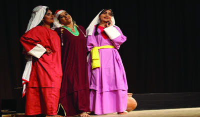 Kashmir: Theatre finds its feet again in the valley