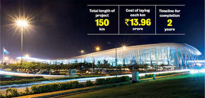 Soon, 4 routes to reach Kempegowda International Airport