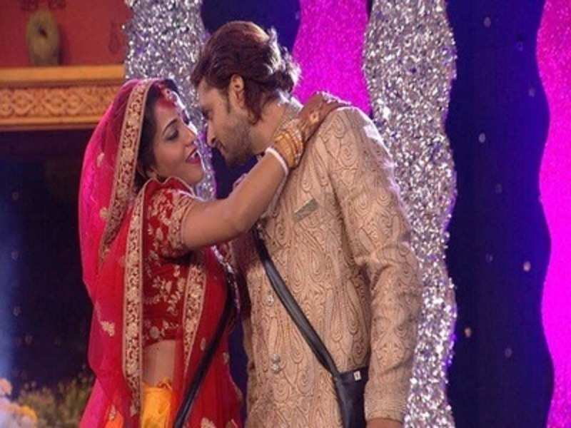 Season 10 couple Monalisa and Vikrant