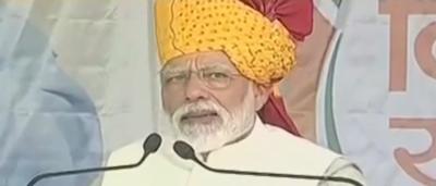 Our fight is for Kashmir, not against Kashmiris: PM Modi