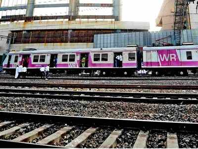 Men boarding ladies coach among biggest concerns of WR commuters