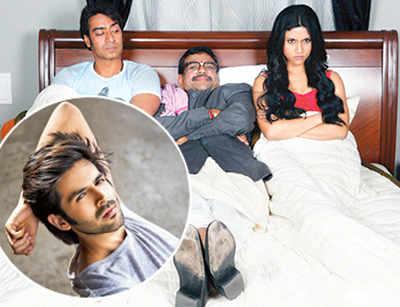 Paresh is Kartik's unwelcome guest